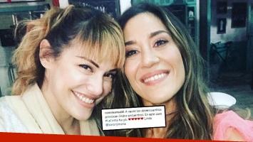 Connie Ansaldi y Jimena Barón, cara a cara después de su tremendo cruce en Twitter