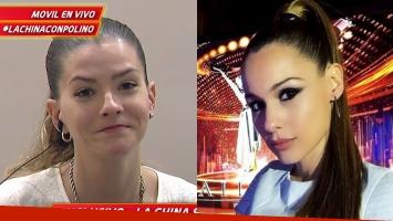 China Suárez vs. Pampita