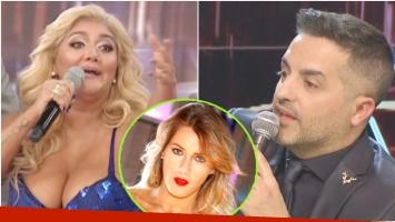 La Bomba Tucumana confesó que quiere que la echen a Micaela Viciconte de Bailando 2017 (Fotos: Captura y Web)