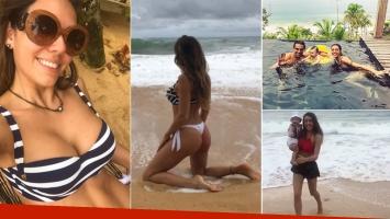 Floppy Tesouro, súper sexy en sus vacaciones familiares en Panamá (Foto: Instagram)