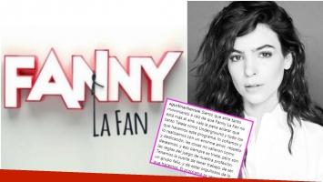 El descargo de Agustina Cherri tras el levantamiento de Fanny la fan y una contundente aclaración (Fotos: Instagram)