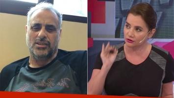 La fuerte respuesta de Jorge Rial a Nancy Pazos