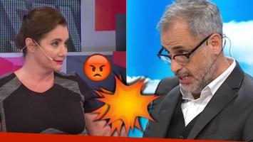 La durísima crítica de Nancy Pazos a Jorge Rial
