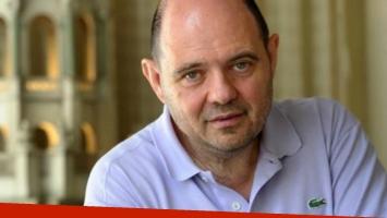 Carlos Rotermberg cuestionó la Ley de actores en El diario de Mariana. Foto: Web