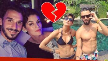 Florencia Viterbo y Eliseo Barrionuevo se separaron a un año de su boda. (Foto: Instagram)