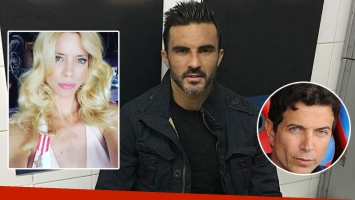 Fabián Cubero opinó del escandaloso rumor de romance entre Nicole Neumann y Cosentino