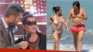 Nancy Pazos confesó en ShowMatch que el reggaetón la puso más hot que nunca: