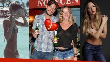 Se separaron Lucía Celasco y Joaquín Rozas tras cinco años de noviazgo
