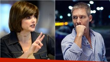 Araceli González y sus duras palabras contra Adrián Suar y Griselda Siciliani en Intrusos