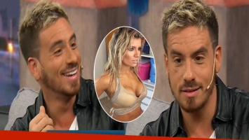 Separado de Laurita, Fede Bal confesó cuánto hace que no tiene sexo