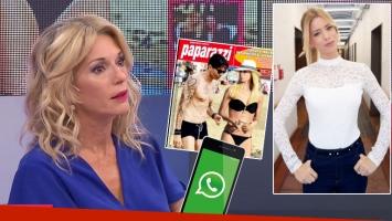 Yanina Latorre apuntó contra Nicole Neumann tras desmentir su vínculo con Cosentino