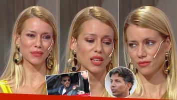 Nicole volvió a negar affaire con Cosentino