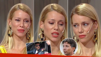 Nicole volvió a negar un affaire con Cosentino