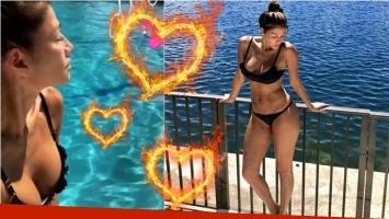 Catherine Fulop, súper sexy en Miami. Foto: Captura