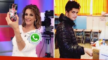 Nequi Galotti apuntó contra los grupos de WhatsApp tras las PASO. Foto: Instagram