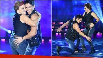 El reggaetón de Consuelo Peppino y Agustín Reyero que se llevó un alto puntaje  en ShowMatch. Foto: Ideas del sur