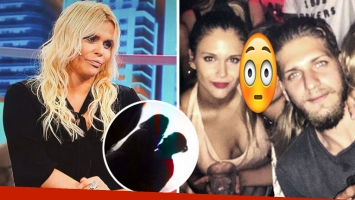 Nazarena Vélez habló del rumor de romance entre Barbie y el hijo de Fabián Rodríguez
