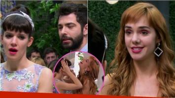 Flor se casó con Dani en Las Estrellas... ¡y Jazmín le dedicó un emotivo discurso que la dejó pensando! Foto: Captura