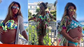 Las fotos de Flor Peña, de vacaciones en Italia (Foto: Instagram)