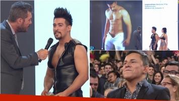 La queja de Jorge Moliniers sobre Hugo Ávila, su pareja en ShowMatch: