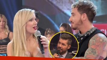 Laurita Fernández y Fede Bal contaron en ShowMatch si están otra vez juntos