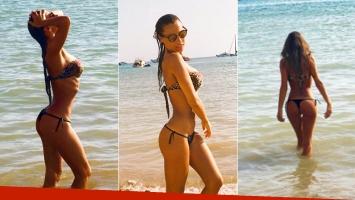 Las fotos súper sexies de Pampita en Ibiza (Foto: Instagram)