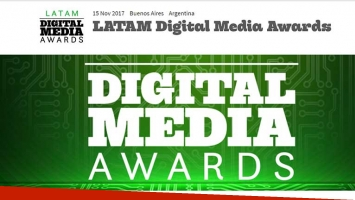 Ciudad, nominado a los Digital Media Awards 2017.