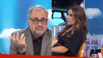 Jorge Rial, Marcela Tauro y Romina Pereiro