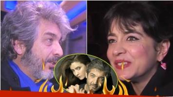 Ricardo Darín reconoció la pelea con Érica Rivas (Fotos: Captura y Web)