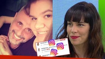 Jorge Rial, Romina Pereiro y Morena Rial