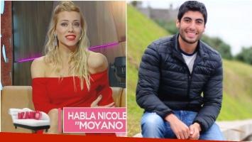 La palabra de Nicole Neumann tras los rumores de romance con Facundo Moyano (Fotos: Captura y Web)
