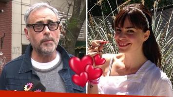 Jorge Rial habló sobre Romina Pereiro con Los Ángeles de la Mañana