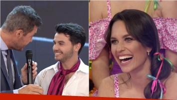 Agustín Casanova contó en ShowMatch que su novia lo invitó a Las Leñas