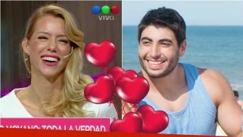 Nicole Neumann contó en Cortá por Lozano cómo fue su cita con Facundo Moyano. Foto: Captura/ Web
