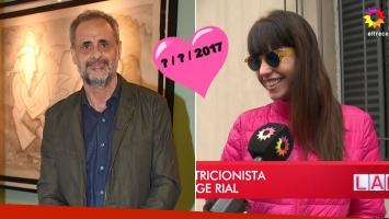 Romina Pereiro reveló hace cuánto sale con Rial y la estrategia 2.0 para conquistarla
