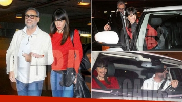 Jorge Rial y Romina Pereiro tras confirmar el romance