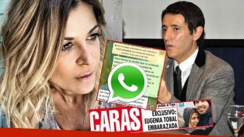 Eugenia Tobal vs. Caras