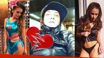El Polaco le admitió una nueva infidelidad a Silvina Luna, y ella lo dejó