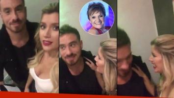 El divertido video de Laurita hablándole a Fede con la voz de Consuelo Peppino