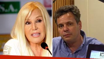 Susana Giménez bajó la entrevista a CFK que había negociado Federico Levrino. (Foto: Youtube)