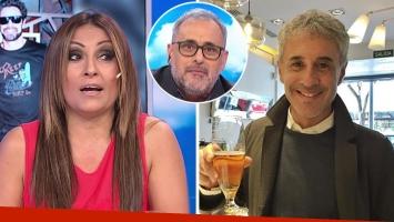 Marcela Tauro recordó su romance con Sergio Dalma