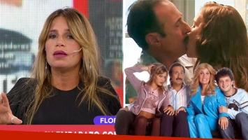 Florencia Peña y las escenas de sexo entre Guillermo Francella y Luisana Lopilato: