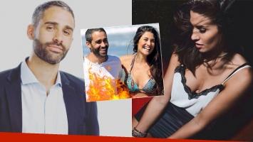 La confesión íntima del Pollo Álvarez sobre su noviazgo con Ivana Nadal