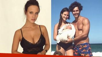Camila Cavallo volvió a posar sexy tras dar a luz