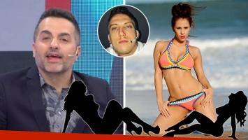El fuerte rumor de Angel de Brito sobre el Polaco y Barby Silenzi que saturado a Silvina Luna