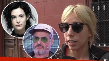 Tamara Pettinato opinó de la delicada acusación de su hermano contra su padre