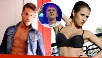 Francisco Delgado y los rumores de affaire de Barby Silenzi con El Polaco