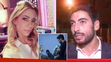 Facundo Moyano habló de su relación con Nicole Neumann en LAM