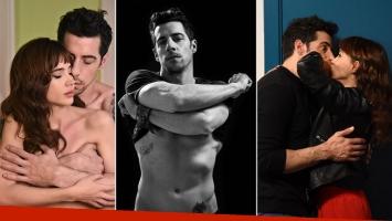 Esteban Lamothe habló tras la escena de sexo con Celeste Cid en Las Estrellas. (Foto: Instagram)