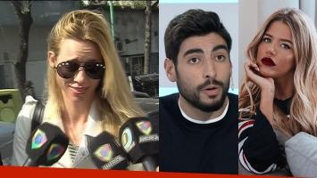 Nicole Neumann, Facundo Moyano, Celia Fuentes